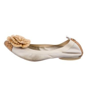 CHANEL Shoes - Auth Chanel flats